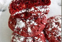 ALL THINGS RED VELVET!! / RED........MY FAVORITE COLOR!!!!! / by Jane Moulton