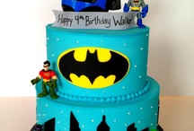 Birthday Cakes, Cupcakes etc / by Judy Barrington
