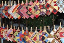 Quilt blocks / by Lori Genther
