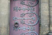 Doors / by Miranda Brannon