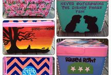 Coolers / by Nina Bracciano