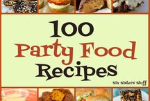 Party Foods / by Pamela Scott