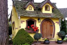 Storybook  Homes / by Staci Krell