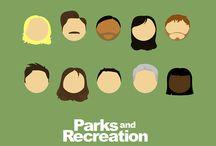 Parks and Rec / by Kellie Recio