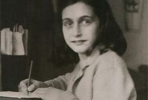 Anne Frank / by Audrey Kennedy