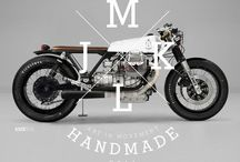 Motorcycle Design / by Sands Fish