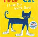 Books - Pete the Cat / by Lynne Morris