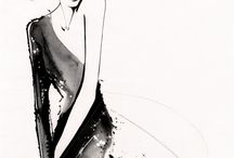 Fashion Illustration / by angela lawrence