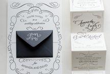 invitation inspiration / by Jill McClure-McKinley