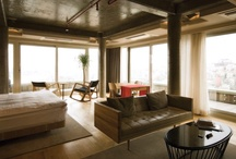Sky-high stays / These penthouse pads are Mr & Mrs Smith's favourite taste of the high life. / by Mr & Mrs Smith