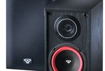 Home Audio & Theater - Speakers / by Christopher Brincefield