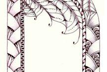 Zentangle! / by Marie Joerger