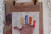 Preschool Thanksgiving  / by Leslie Leo-August