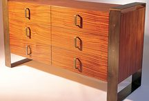 Dressers/Buffets / Dressers, Buffets, Furniture, Interior Design, Contemporary http://www.antoineproulx.com/dressers.html / by Antoine Proulx LLC