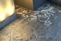 Concrete Floors / by Chelsea Pozderac