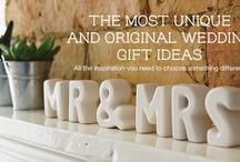 Wedding gifts / by Elizabeth McMillin