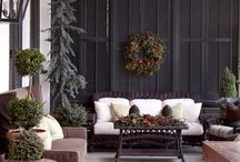 Fall Inspiration / Cozy up your home's interior with rich shades of brown, russet and gold for a touch of warm autumn. Fall is a beautiful season, with the delights of warm apple cider around the fireplace, crisp mornings and evenings, and family meals around the dining room table filled with laughter and love. / by French Garden House