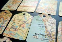 Map craft / by Yvette Adams
