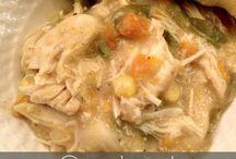 Crock pot meals  / by Christina Hish