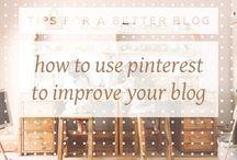 Blogging / by Erica Shaffer