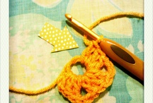 {crochet + knit} / by Kathie B.