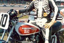 Gone racing.... / by Bob Genard