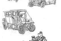 Vehicles / by Gila Noy