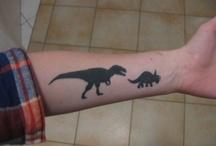 Tattoos / by Samantha Bautista