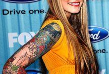 tatoo'd / by Jill