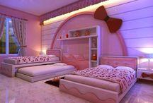 Bedroom ideas! / by Bethyne Lewis