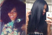 #NaturallyCurly to Straight? / by NaturallyCurly.com