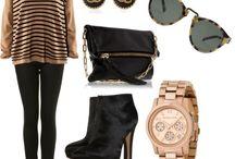 Fashionista / by Kristina Lucas
