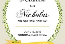 Invites / by Stacey Phillips