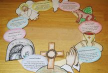 religion activities / by Sarah Robinson