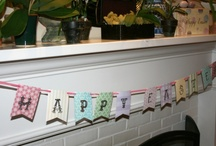 EASTER BANNERS / Banners for Easter / by Diane Ameres