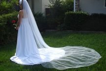 Bridal Veils / by Linda Christie
