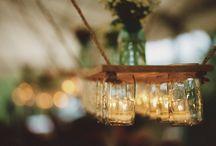 Mason Jar Adorable-ness / by Kim Steiner