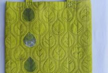 Free Motion Quilting Ideas / by Terri Stegmiller