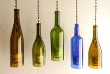 Wine Bottles / by Melody Reno-Ewen