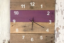 clocks / by Taylie Bruce