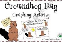 Groundhog day / by Nancy Johnston
