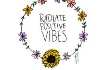Optimism & Positivity / by Radiantly Alive Yoga