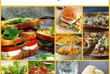 Recipes: Round Ups / by Billie Hillier