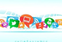 Getting Social...media, that is / by Kaye Swain