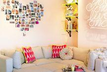 Home Decor / by Kaitlyn Frierdich