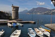 Malcesine (VR) / Le migliori foto della città di Malcesine sul Lago di Garda - The best photos of Malcesine on Lake Garda - Die besten Fotos von Malcesine am Gardasee / by Lago di Garda