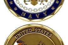 Challenge Coins / by James Foster