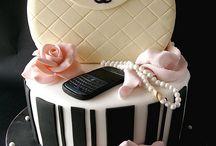 Fashion Designer Cake Ideas / Fashion and cakes  / by Jennifer Jackson