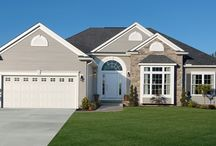 Custom Built Homes: The Gettysburg Legacy / If you're interested in building the Gettysburg Legacy for your new custom home, visit http://waynehomes.com/plan/gettysburg or browse these photos for inspiration! / by Wayne Homes