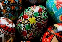 Pysansky & Easter Eggs / by Creations by JDB